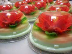 receta para preparar gelatinas artísticas gelatinas artísticas