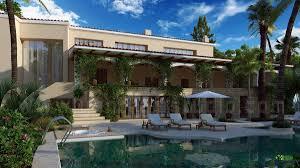 architectural 3d exterior elevation modelling u0026 rendering design