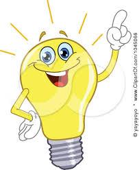 Flashing Light Bulb Bulb Understand Clipart