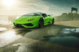 Lamborghini Huracan Lime Green - novitec n largo lamborghini huracan announced mobbly com