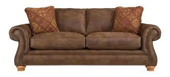 Leather Or Microfiber Sofa canyon ridge microfiber sofa palomino brown raymour u0026 flanigan