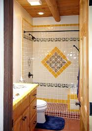 mexican tile bathroom designs aseos baños aseos baños style bath and