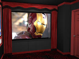 Home Theater Blackout Curtains Great Home Theater Curtains And Curtains For Home Theater