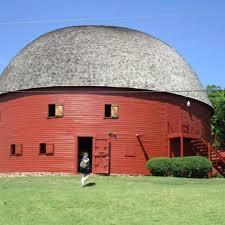 Dome Barn Old Round Barn 37 Photos Architectural Tours 107 E Hwy 66