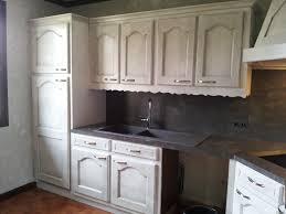 meuble cuisine rustique lovely repeindre meuble cuisine rustique meuble