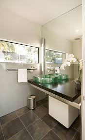 Flat Bathroom Mirror by Dazzling Wall Mounted Soap Dispenser In Bathroom Contemporary With