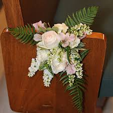 Wedding Flowers Gallery Church Flowers Pew And Aisle Flowers Gallery Seville Wedding