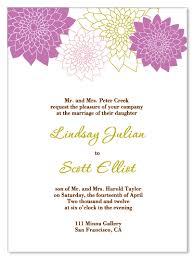 same wedding invitations wedding invitation wording reception and ceremony same location
