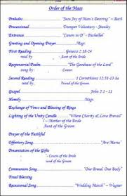 church wedding program template church program celebration church anniversary program celebration