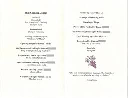 wedding anniversary program wedding ideas wedding ideas party program template exles