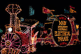 step in time electrical parade lights up magic