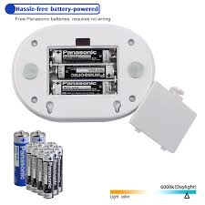 battery operated under cabinet light battery powered remote control led under cabinet light torchstar