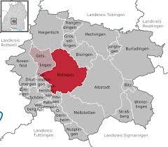 Map Of Stuttgart Germany by Balingen Wikipedia