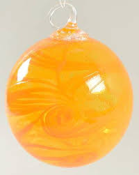 glass eye studio celestial series ornaments at replacements ltd