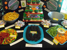 ninja turtles birthday party ideas all about birthday