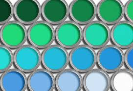 Different Shades Of Green Paint 3 Dimensions Of Color Space With Munsell Color Munsell Color