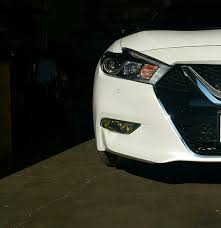 nissan altima yellow fog lights has anyone changed their fog lights to leds page 3 maxima forums