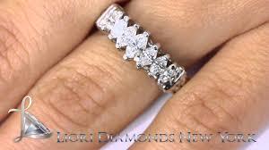 wba 04 1 25 carat marquise wedding band anniversary