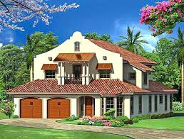 mission style home plans mission style house plans mission style in two versions