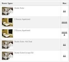 Room Types Morib Gold Coast Resort - Gold coast one bedroom apartments