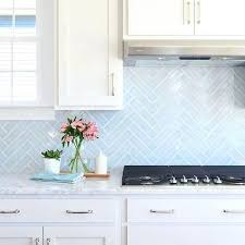 light blue kitchen backsplash blue subway tile kitchen backsplash kitchen trends light blue