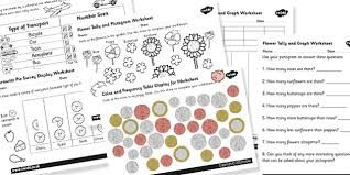 survey and graph worksheets pack surveys and graphs surveys
