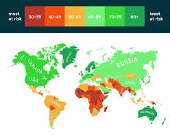 xmaps for africa list of countries at highest risk of climate change daily pakistan