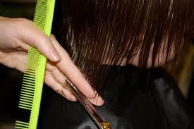trimming hair angle cut how to cut girls hair shwin shwin