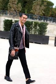 biker style mens boots how to wear leather jackets for men in 2017