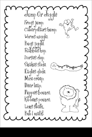 poems dltk s crafts for kids bear poems and songs with animal