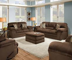 Simons Upholstery Amazon Com Simmons Upholstery 6150 03 Harper Cocoa Sofa Kitchen