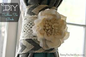 Curtains With Ribbons 96 Diy Room Décor Ideas To Liven Up Your Home