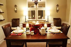 Table For Two by 12 Days Of Christmas Tables The Holiday Way Bower Power