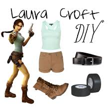 Raiders Halloween Costume Diy Lara Croft Tomb Raider Costume Decide Crafty