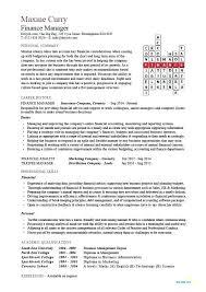 finance resumes resume finance manager finance resume exles jk finance manager