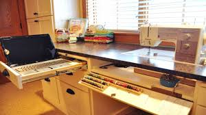 craft room amp home studio ideas sewing room ideas for a small
