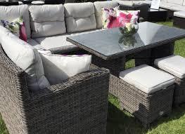 Sofa Sets Large Size Outdoor Sofa Set New Design Garden Furniture Large