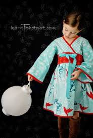 toddler kimono dress with link to pattern sewing love