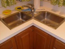 build corner kitchen sink cabinet 18 space saving corner sink ideas that are ideal for small