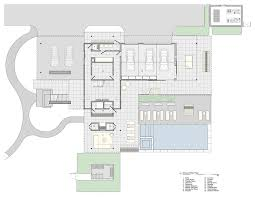 ocean deck house stelle lomont rouhani architects archdaily floor plan