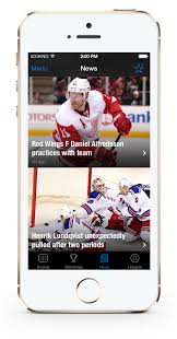 Nhl Standings Get Ready For Hockey Season With Thescore App Thescore App The