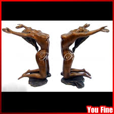 woman bronze sculpture coffee table woman bronze sculpture coffee