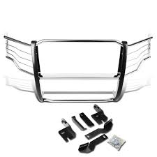 truck rear window guard 14 ford f150 pickup truck front bumper protector brush grille