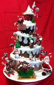 Elegant Christmas Cake Decorating Ideas by 25 Best Cake Designs For Christmas 2017 Christmas Celebrations