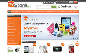 web shop design shop ecommerce website black iz shop