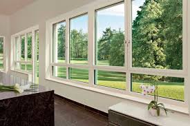 tilt and turn window pvc triple glazed acoustic top 90