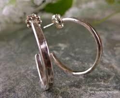 hoop la earrings 121 best hoop la images on earrings jewelry ideas and