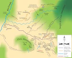 A Map Of New Mexico by Galisteo Basin Archaeology Galisteo Watershed
