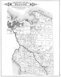 Michigan Map By County by Michigan Maps Michigan Digital Map Library Table Of Contents