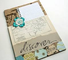 Georgia travel notebook images The creative place diy tuesday travel journal jpg